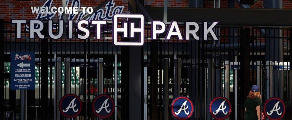 Law challenge: Major League Baseball punishes Atlanta