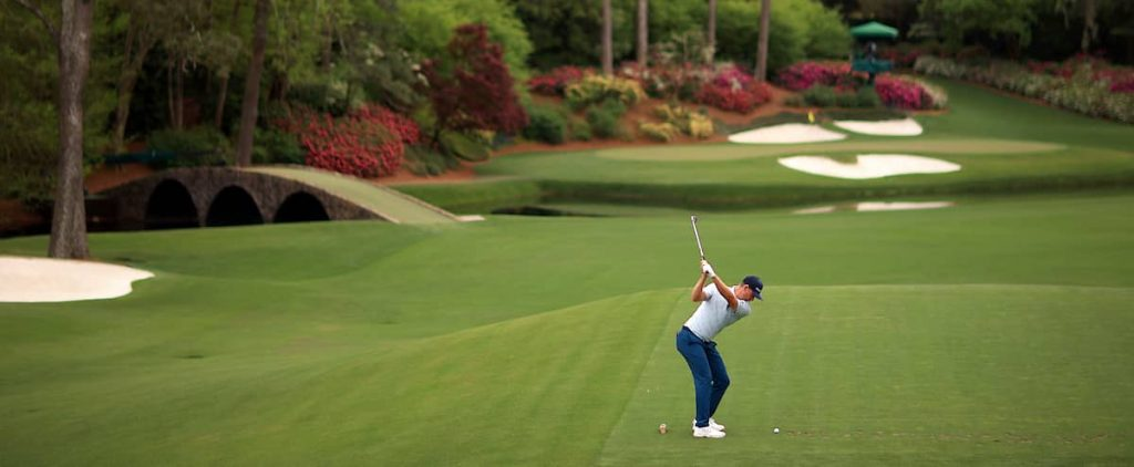 Masters Tournament: Justin Rose in his own class