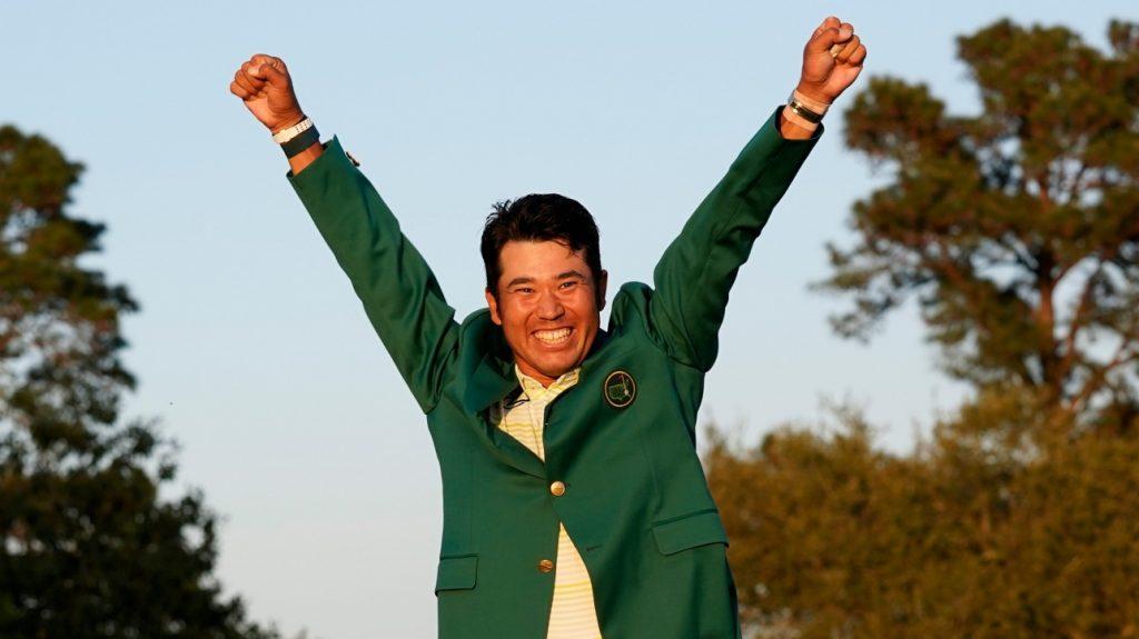 Masters Tournament: Matsuyama signs historic victory