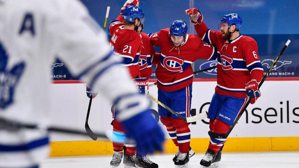 Montreal won 4-2 over Toronto