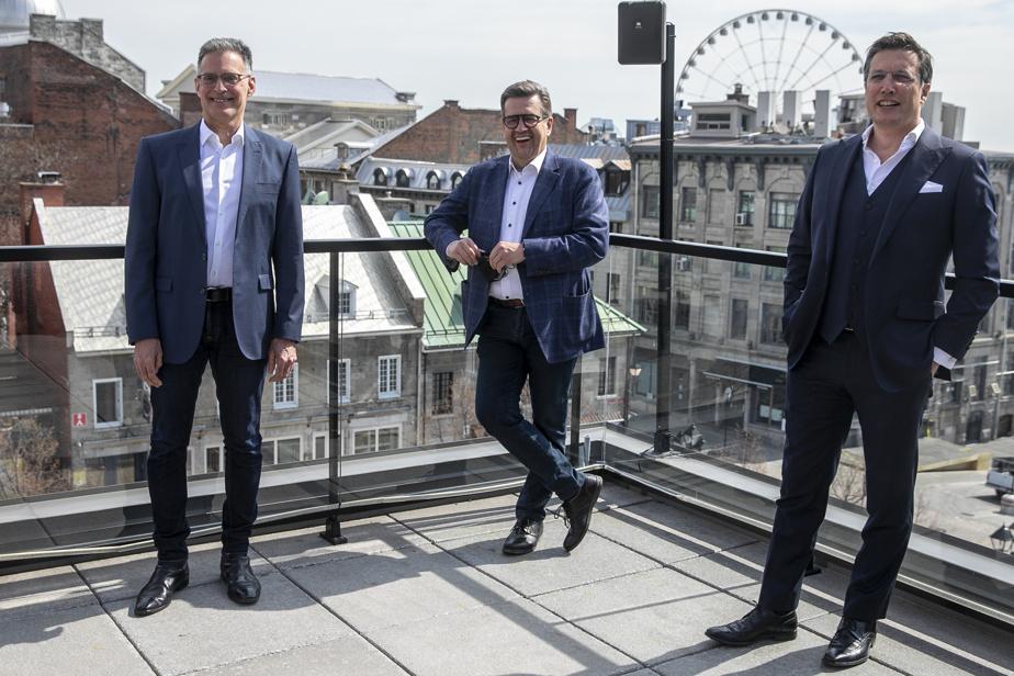 Municipal elections |  Coder hires a former Quebecore executive