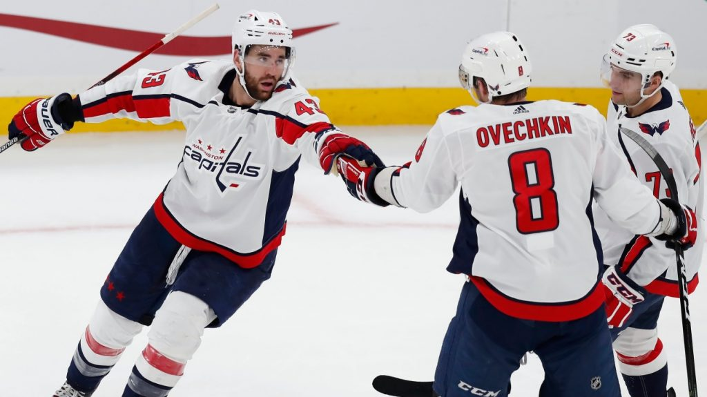 NHL: Capitals have no mercy on the Bruins in this recap of the April 11 games