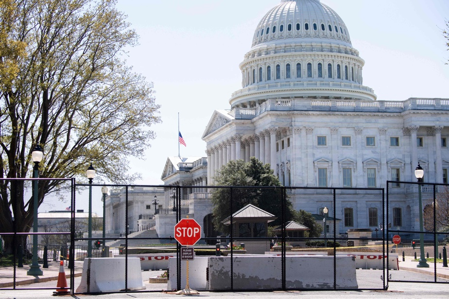 New attack on Capitol    The debate about security has resumed