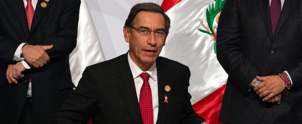 Peru: Former President Vizcara declares compliance with COVID-19 despite vaccination