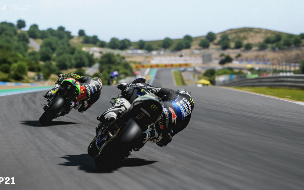 Pyrenees Gaming: Everything is rolling for MotoGP 2021