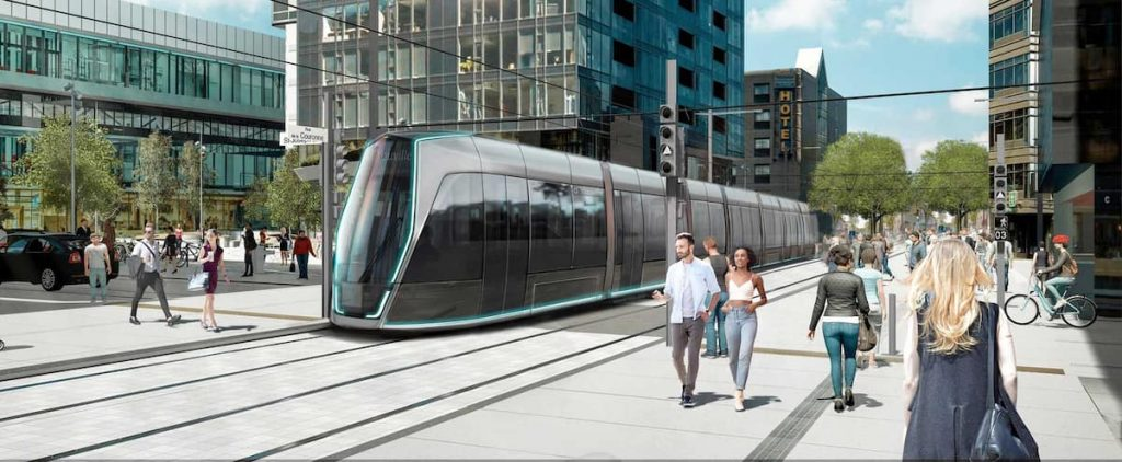 Quebec Tramway: Deciding time for Limoilou and Saint-Roach