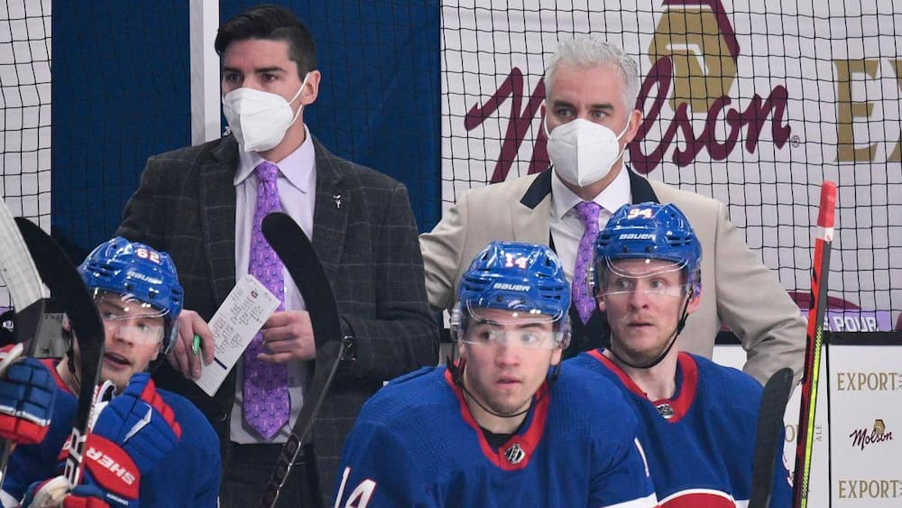 Reinforcement behind the bench for Canadians?