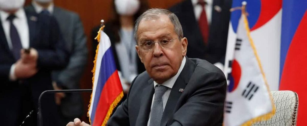 Russia: Sergei Lavrov worried about racism against whites in the United States