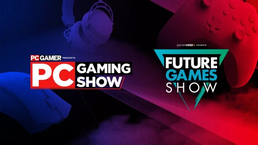 The PC gaming show joins forces with the Future Games show