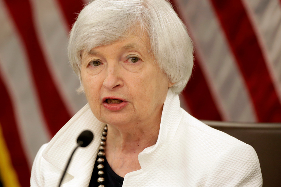 United States |  Raise corporate taxes to promote the world, Yellen said