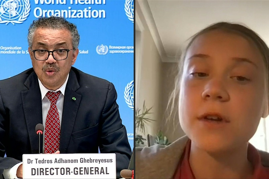 Vaccine inequality |  Greta Thunberg provides financial support to the Kovacs system