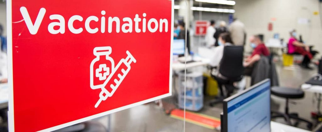 """""""We are on the right track"""": The vaccine is doing well in Montreal"""