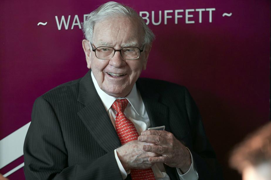 Berkshire Hathaway    Warren Buffett named Greg Abel as his future successor