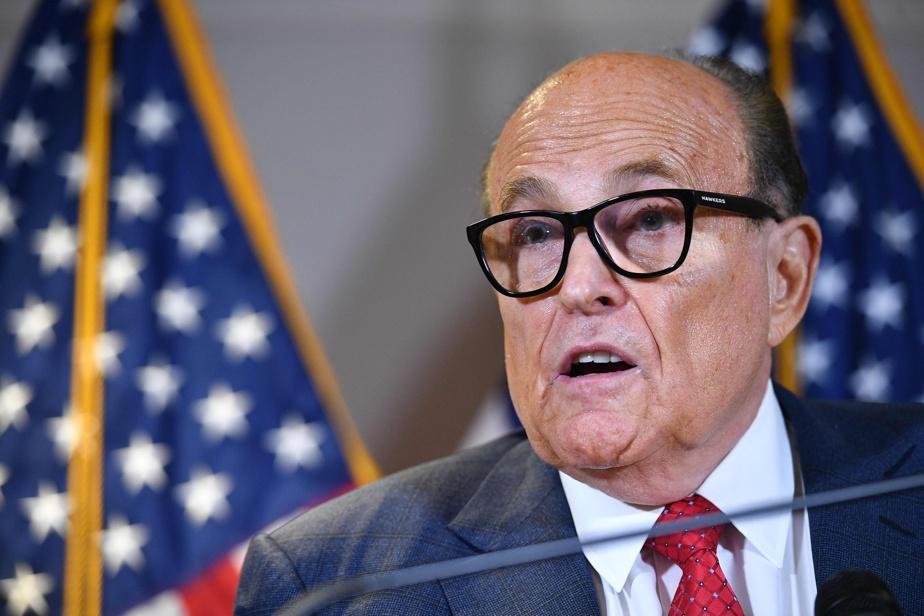 Decryption |  Rudy Giuliani's Loop