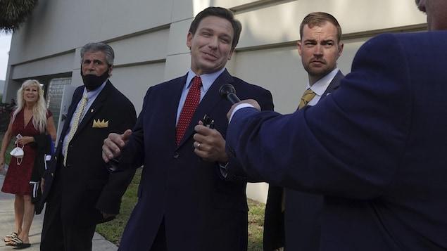 Florida's turn to limit postal voting