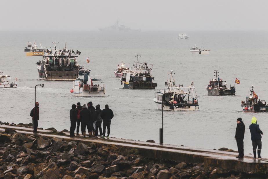 Les pêcheurs français devront renoncer à 25% de leurs captures en eaux britanniques à l'issue d'une période de transition qui se terminera en juin2026.