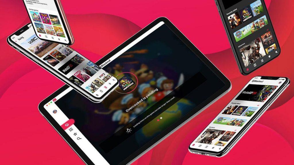 Cloud Gaming: Blackout Lance Sun Service Sur iOS