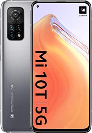 Xiaomi Mi10T - Smartphone 128GB, 6GB RAM, Dual SIM, Alexa Hands Free, Argentina