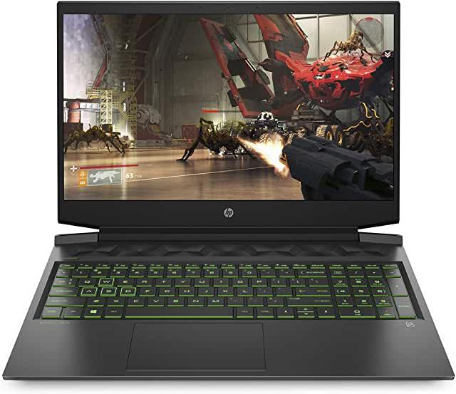 "HP Pavilion Gaming 16-a0000sf / 16-a0076nf PC Portable Gaming 16.1"" FHD IPS Noir (Intel Core i7, RAM16 Go, SSD 512G, Nvidia GeForce RTX 2060, Azerti, Windows 10)"