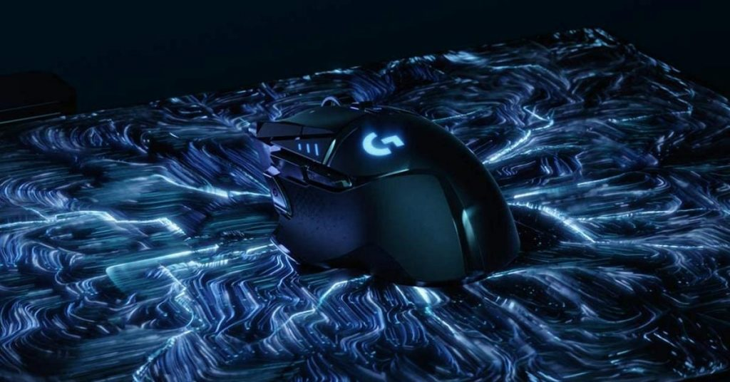 A good deal is available for the gaming mouse with the Logitech G502: -39% promo