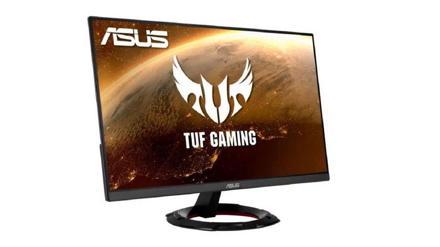 Asus TUF gaming PC screen drops below € 200 mark