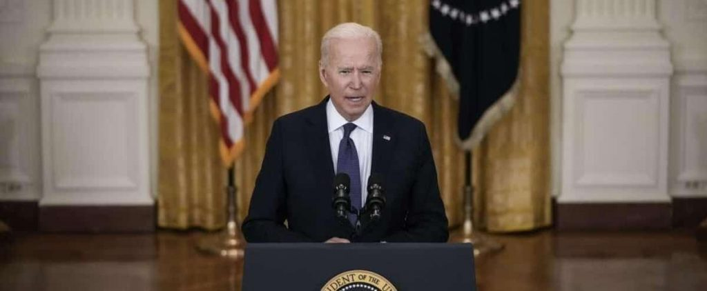 Biden in the face of Republicans in the grip of Trump and his conspiracy theories