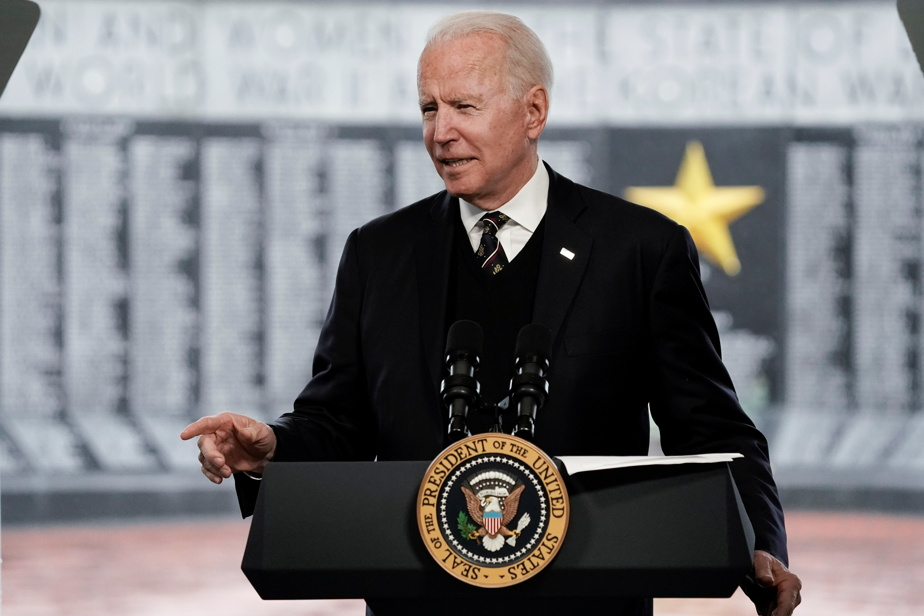 Biden promised that Russia would not 'violate' human rights