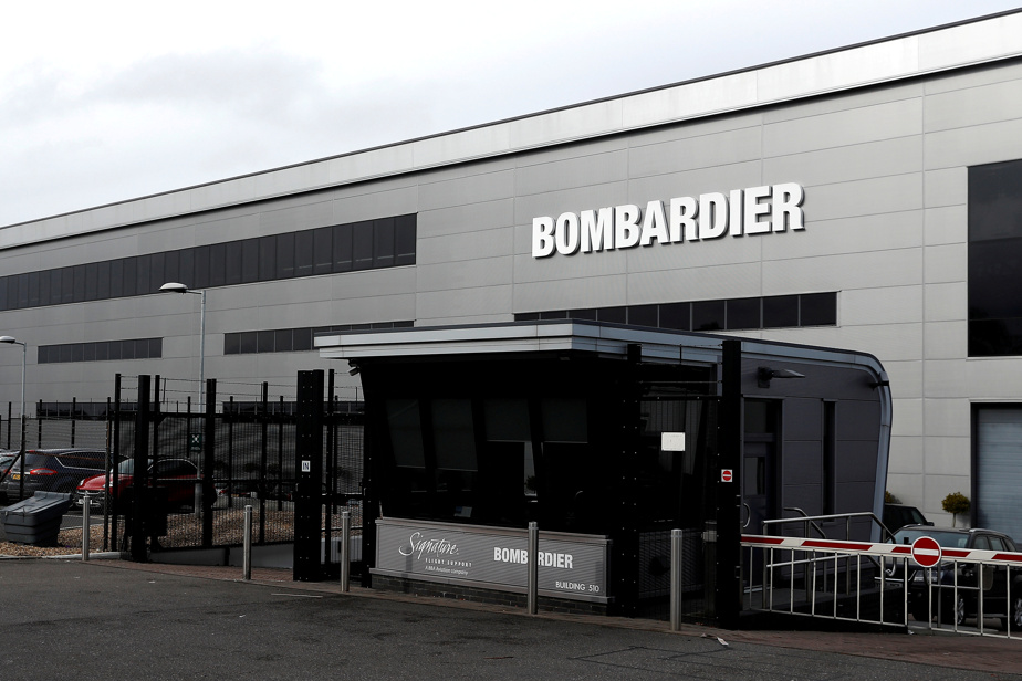Bombardier confirms its results    Tap