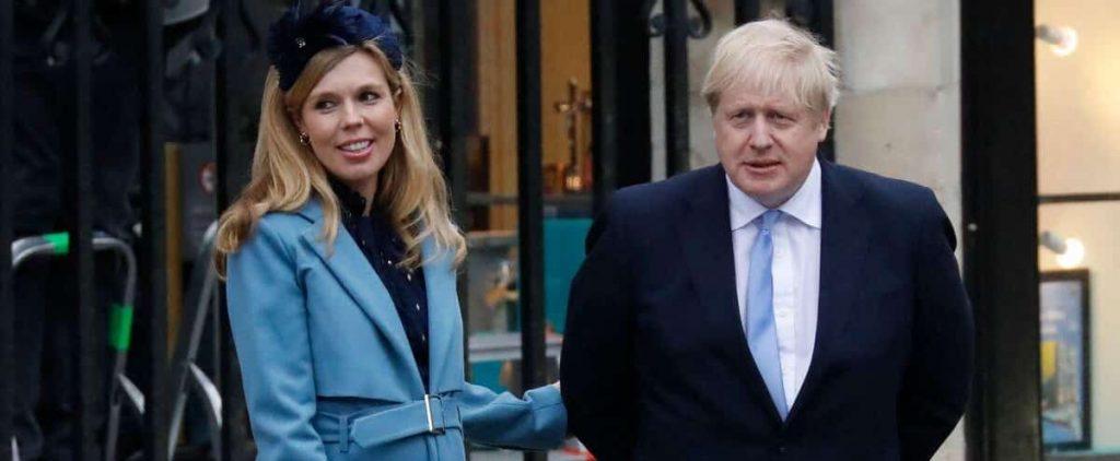 "Boris Johnson married ""secretly"", press reports"