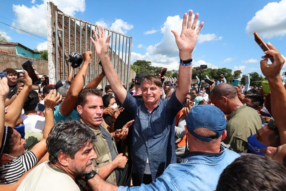 Brazil    President Bolsonaro was fined after a maskless walk