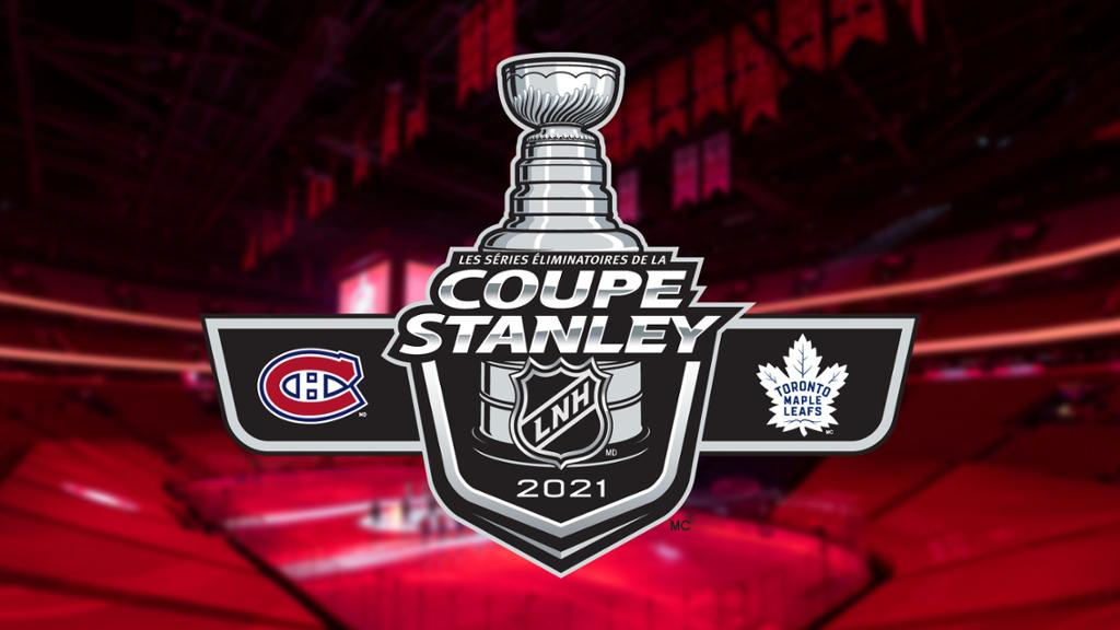 Canadians start the playoffs on Thursday, May 20th