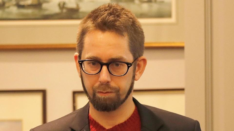 Swedish Peter Dahlin.