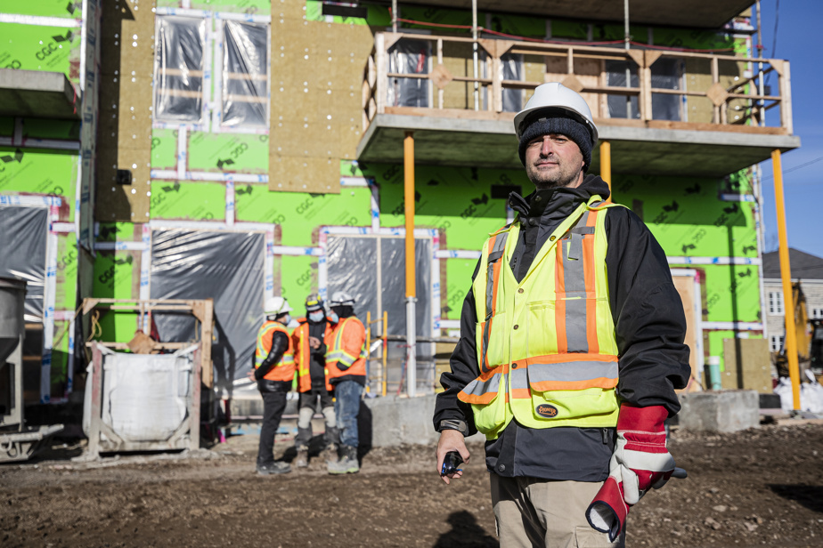 Construction is declining in Canada, but not in Montreal