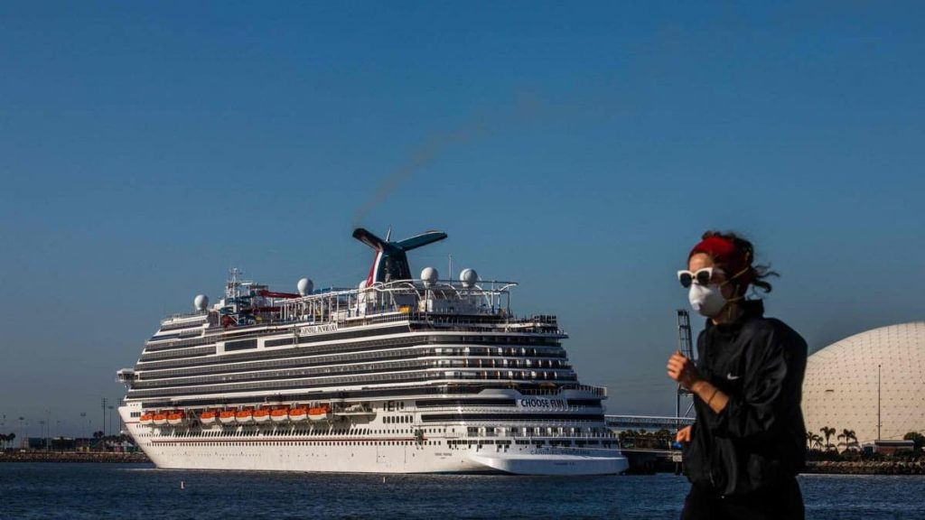 Cruise travelers return to the sea in the United States in July / August