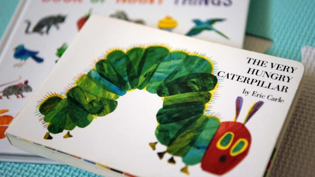 """Eric Carley, author and illustrator of """"The Caterpillar That Makes Holes"""" dies at 91"""