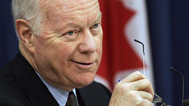 Former Judge John Gomery is no more