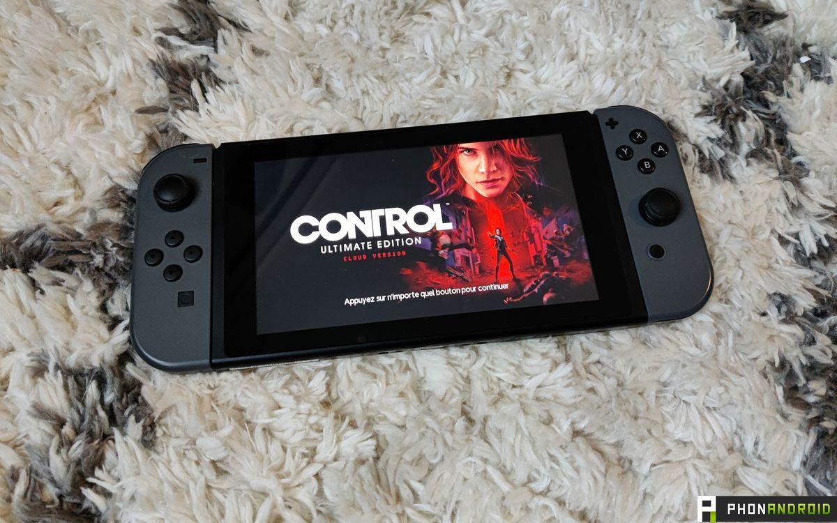 Control sur switch