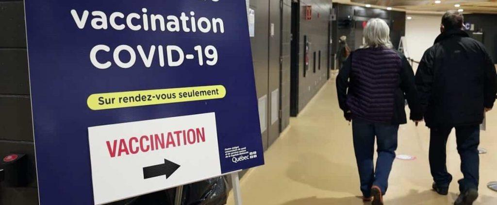 Immunization coverage is increasing in Quebec