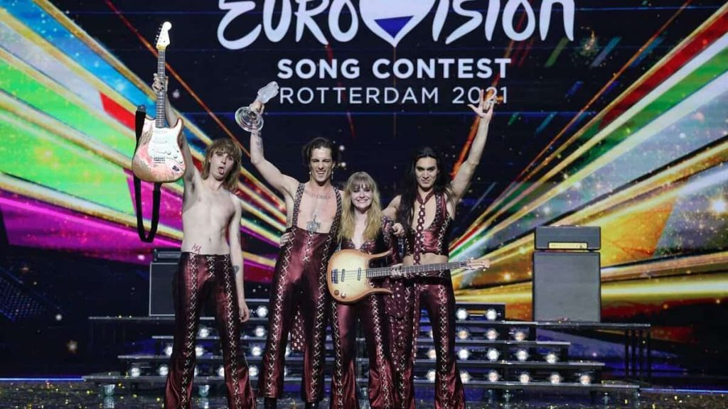 Italy wins Eurovision 2021 music competition