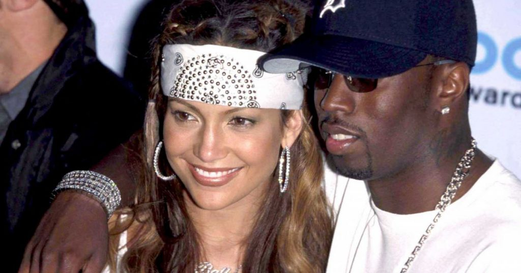 Jennifer Lopez is in a relationship with Ben Affleck again: her ex-boyfriend.  Diddy gets caught