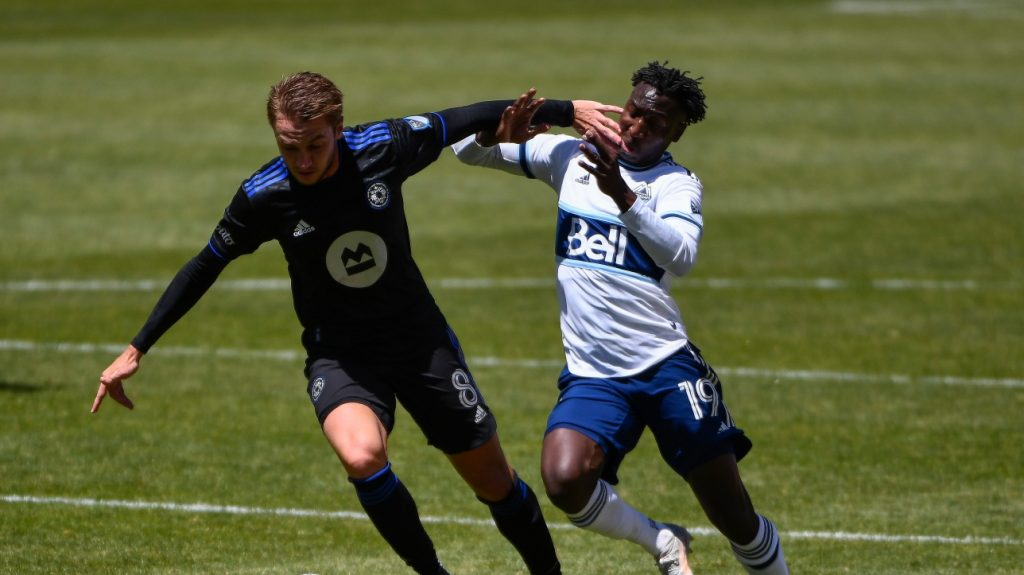 MLS: CF lost 2-0 to Montreal Whitecaps and suffered their first setback of the season