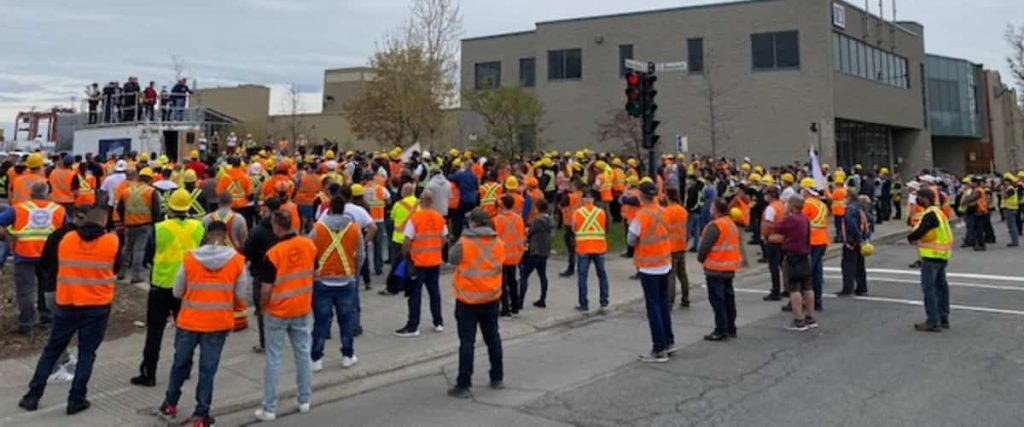 Parliament ends strike in Port of Montreal