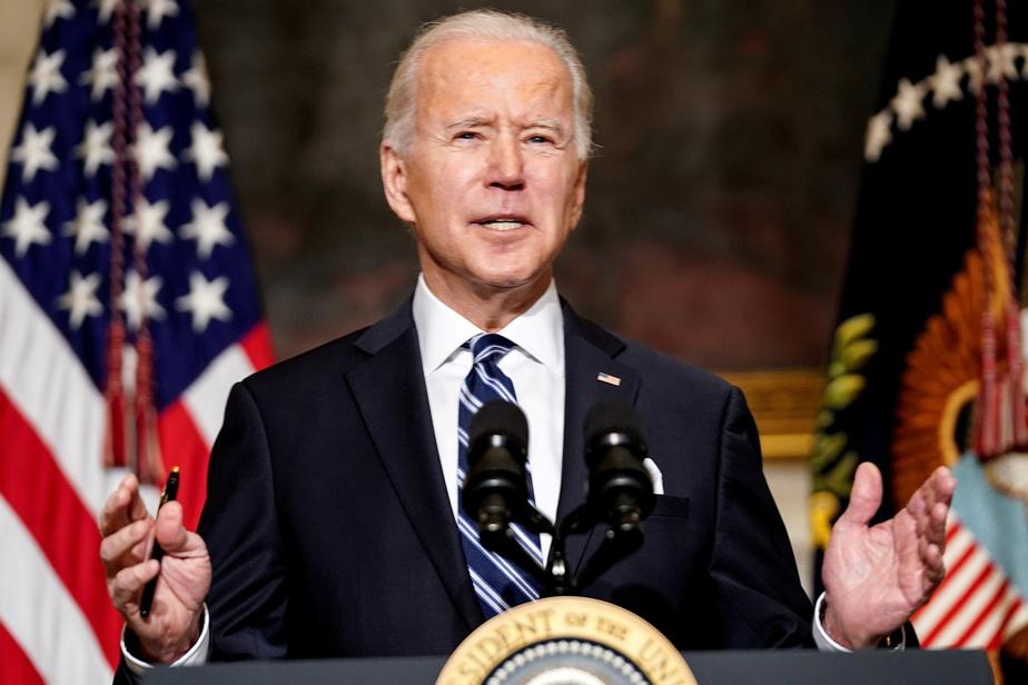 """Rediscovering"" the US economy |  Joe Biden presented a 2022 budget of $ 6 trillion"