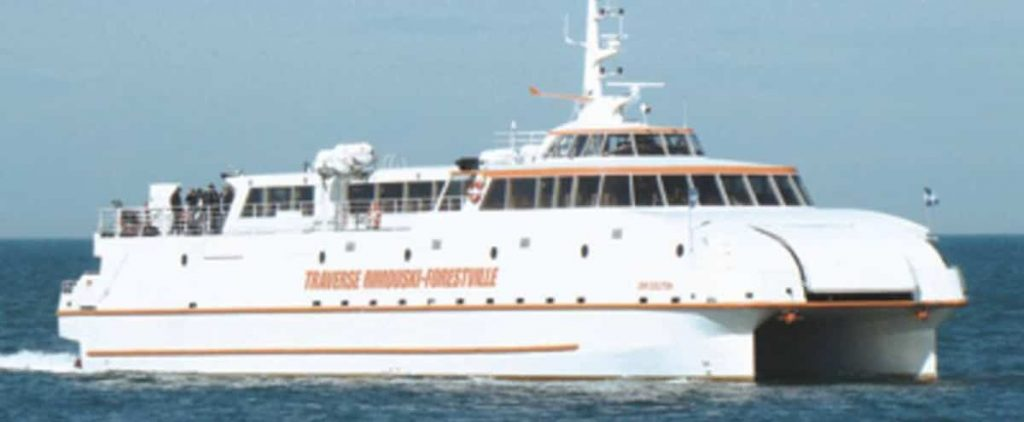 Remoski and Forestville lost ferries over the summer