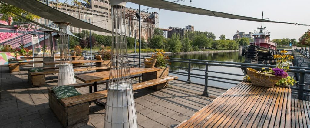Restaurants are required to open restaurant terraces, according to Canada