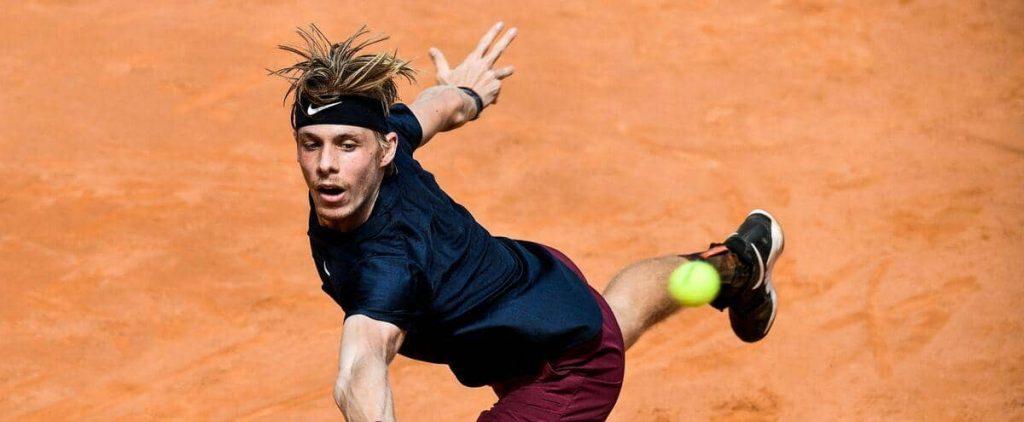 Shapovalov surprised Nadal in Rome