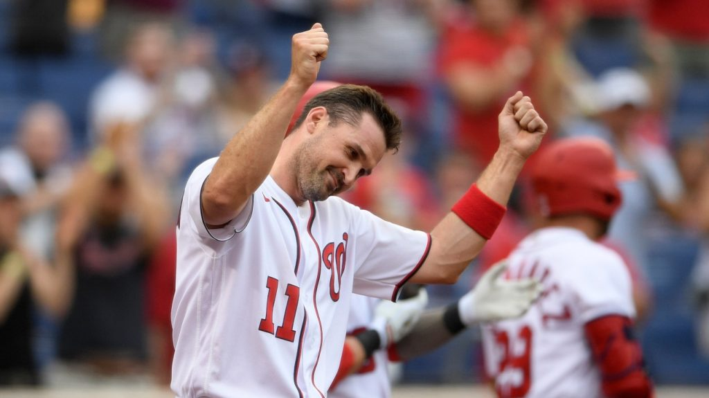 Summary of National League Games, May 22, 2021: Brand new for Ryan Zimmerman