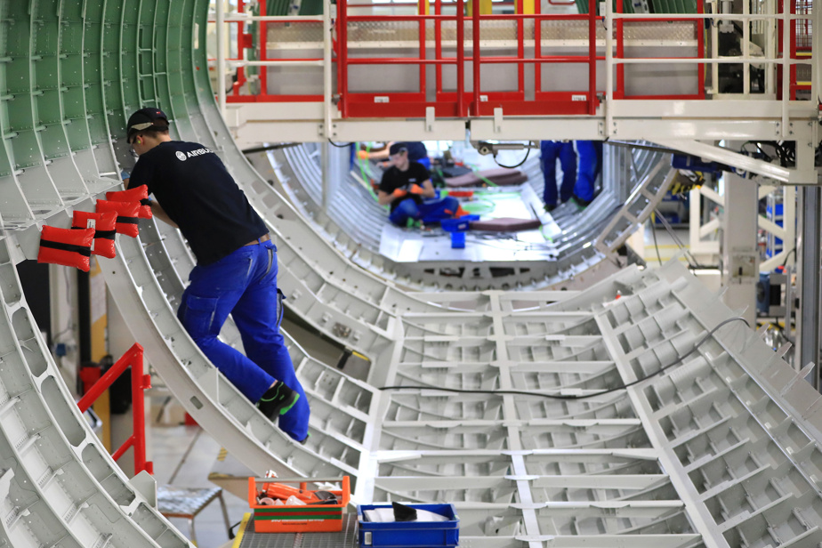 The Airbus A220 is of course for its production target