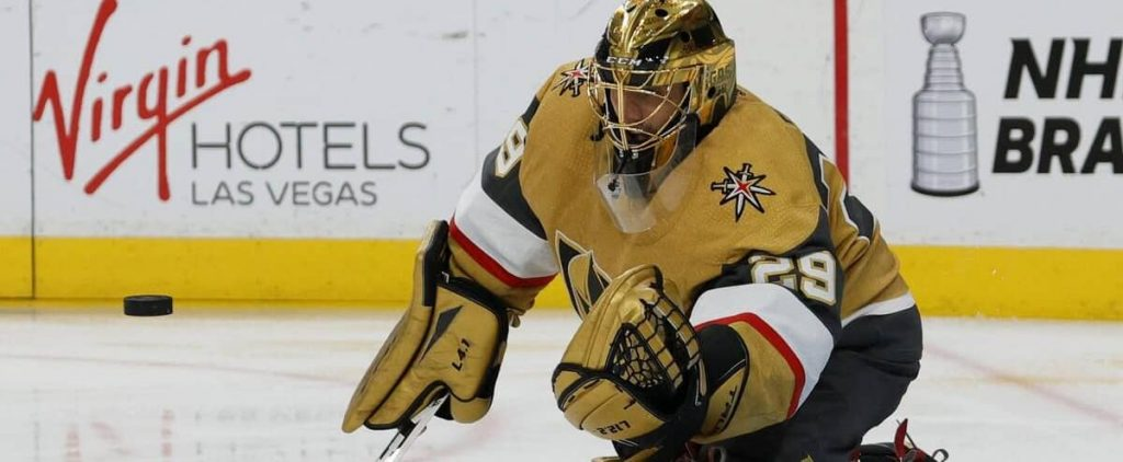 The Mark-Andre Fleury dream year continues