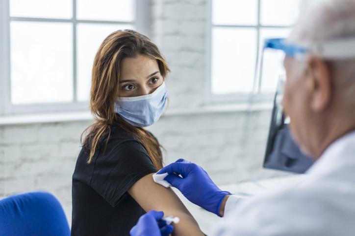 The vaccine has an effect on stru secretion